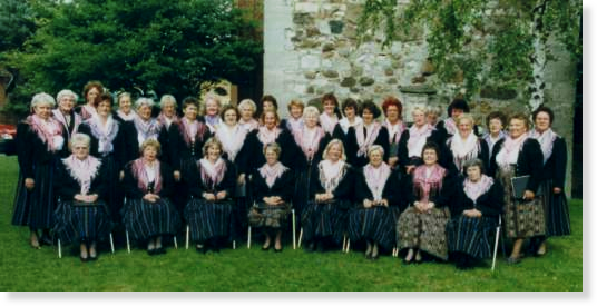 Chor aus Riga bei der Harmonie Nassauische Neue Presse